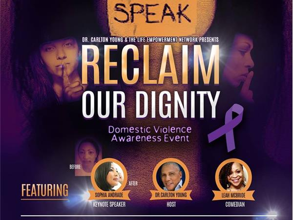 """""""Reclaim Our Dignity"""" Because We're All Worth The Fight"""