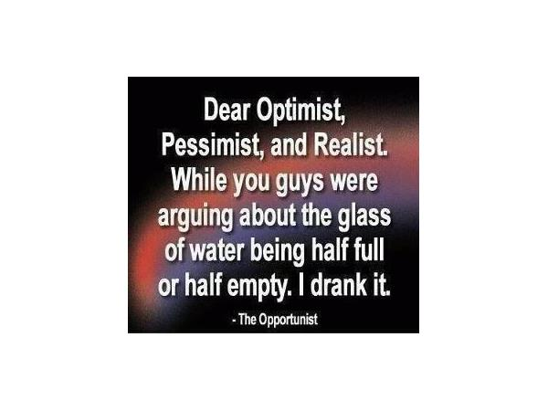 """The Opportunist aka Friendemy"""