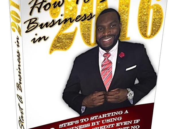 "Getting The Scoop E. Dean Cole's New Release ""How To Start A Business in 2016"""