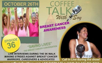 """Saving Lives from Breast Cancer"""
