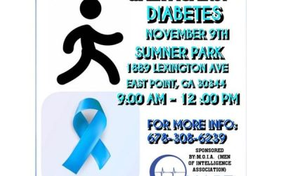 """Gianni Robinson and Keiva Cheney are Rollin With Diabetes"""