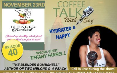 """The Blender Bombshell: Tiffany Farrell"""