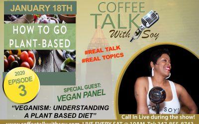 """Veganism: Understanding A Plant Based Diet"""
