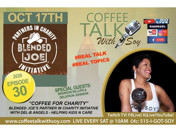 """Coffee For Charity"""